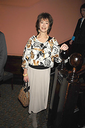 MAUREEN LIPMAN at the 2008 Oldie of The year Awards and lunch held at Simpsons in The Strand, London on 11th March 2008.<br /><br />NON EXCLUSIVE - WORLD RIGHTS