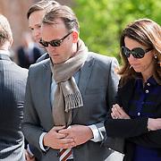 NLD/Laren/20140411 - Begrafenis slachtoffers familiedrama Schmittmann, .....................