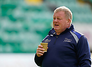 Sale Sharks forwards coach Dorian West before a Gallagher Premiership Round 13 Rugby Union match, Saturday, Mar. 13, 2021, in Northampton, United Kingdom. (Steve Flynn/Image of Sport)