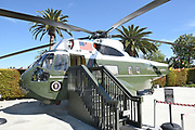 Marine One Nixon Library
