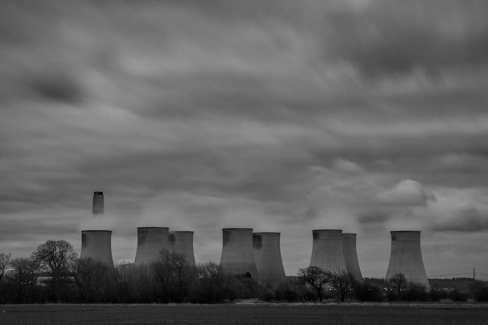 Ratcliffe on Soar Power Station.
