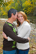 10/14/12 9:30:33 AM - Newtown, PA.. -- Amanda & Elliot October 14, 2012 in Newtown, Pennsylvania. -- (Photo by William Thomas Cain/Cain Images)