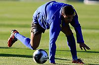 20090604: TERESOPOLIS, BRAZIL - Brazil National Team preparing match against Uruguay. In picture: Daniel Alves. PHOTO: CITYFILES