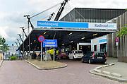 Nederland, Nijmegen, 21-5-2016Ingang, hoofdingang, gebouw radboudumc, umc radboud, umcn, academisch, universitair ziekenhuis. Foto: Flip Franssen/HH