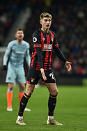 AFC Bournemouth Midfielder, David Brooks (20) calls for the ball during the Premier League match between Bournemouth and Chelsea at the Vitality Stadium, Bournemouth, England on 30 January 2019.