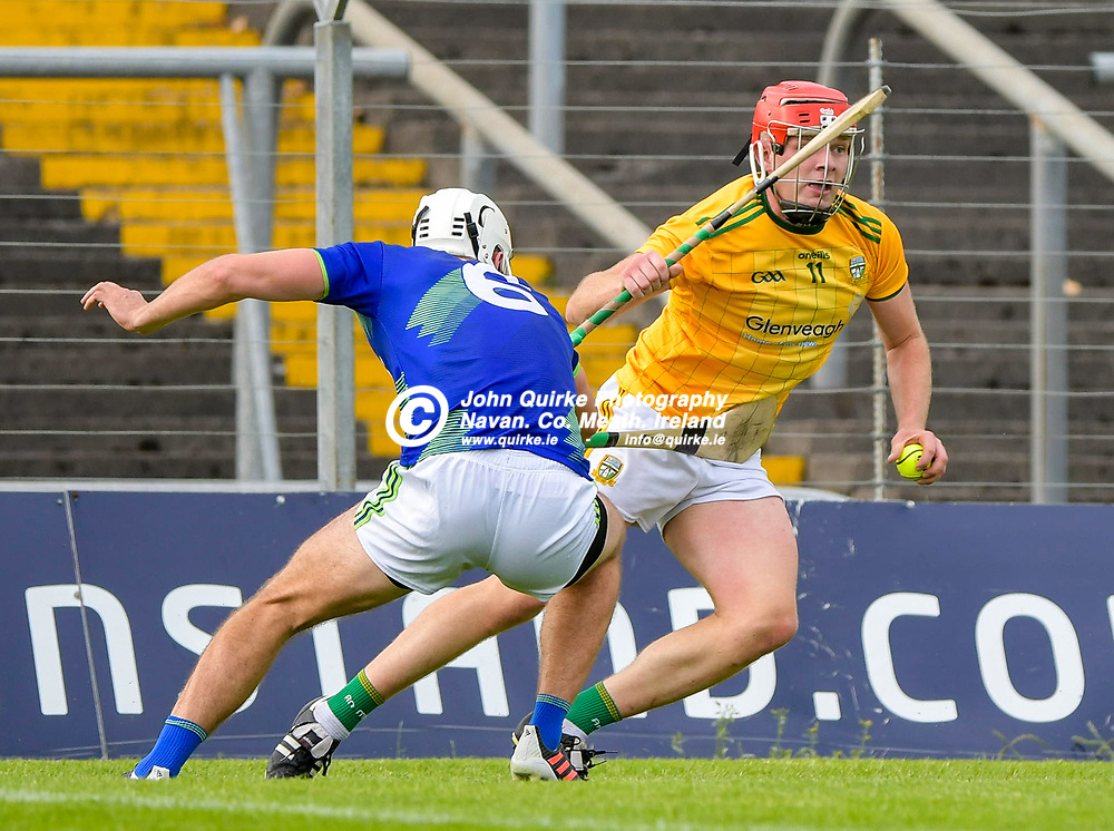 Jack Regan,  in action for Meath,  during the Meath v Kerry,  Joe McDonagh Cup match at Pairc Tailteann, Navan.<br /> <br /> Photo: GERRY SHANAHAN-WWW.QUIRKE.IE<br /> <br /> 10-07-2021