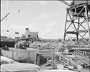 """ackroyd-P487-12 """"Swan Island Ship Repair Yard. Port of Portland. April 23, 1969"""""""