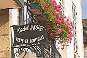 Michel Jacquet. The village. Pommard, Cote de Beaune, d'Or, Burgundy, France