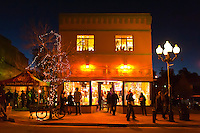 Grace Gallery Fine Art, 9th Avenue and Santa Fe Drive in the Art District on Santa Fe, Denver, Colorado USA