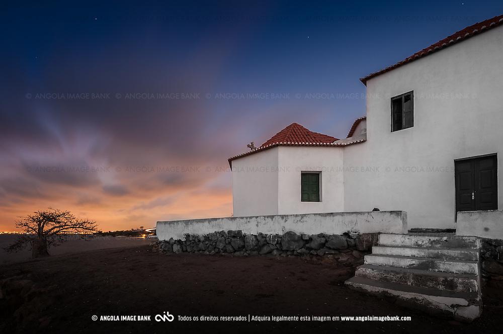 Museu da Escravatura, baía do Mussulo. Angola