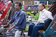 Jalal, the rickshaw puller