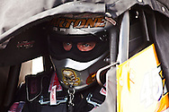 Top Fuel driver Tony Bartone..The 2013 March Meet at the Auto Club Famoso Raceway in McFarland, CA.
