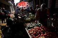 cuban farmers market in havana