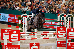 LOPEZ LIZARAZO Carlos Enrique (COL), Admara<br /> Leipzig - Partner Pferd 2018   <br /> Longines FEI World Cup Jumping - Grosser Preis von Leipzig<br /> © www.sportfotos-lafrentz.de/Stefan LafrentzLopez Carlos, COL, Admara 2<br /> Leipzig - Partner Pferd 2018   <br /> Longines FEI World Cup Jumping - Grosser Preis von Leipzig<br /> © Hippo Foto - Stefan Lafrentz<br /> 21/01/2018