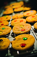 Cookies right out of the oven are just one of those simple pleasures in life.