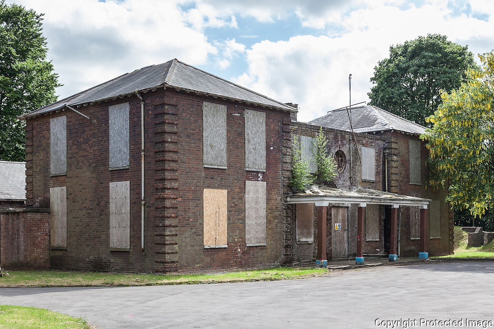 Building 147 Station Offices. RAF Bicester