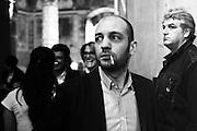 Giovanni Tizian, scrittore, giornalista.<br /> Roma, 7 giugno 2013. Daniele Stefanini /  Oneshot