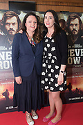NO FEE PICTURES<br /> 22/8/19 Jacqueline and Marie-Claire Kerrin at the Irish Preview screening of Never Grow Old at the Savoy cinema in Dublin Picture: Arthur Carron
