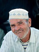 Man in Mahdia, Tunisia