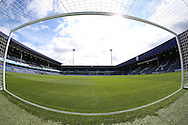 a General view of inside Loftus Road stadium before k/o. Skybet EFL championship match, Queens Park Rangers v Leeds United at Loftus Road Stadium in London on Sunday 7th August 2016.<br /> pic by John Patrick Fletcher, Andrew Orchard sports photography.