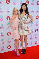 Natalie Anderson attends the Tesco Mum of the Year Awards 2014. The Savoy Hotel, London, United Kingdom. Sunday, 23rd March 2014. Picture by Chris Joseph / i-Images