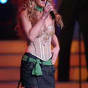 Finale Nationaal Songfestival 2005, Airforce, Brigitte Nijman