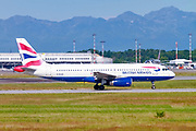 British Airways, Airbus A320-200 G-EUUB