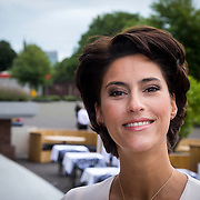 NLD/Amsterdam/20130912 - Talkies Terras Lunch 2013, Kristina Bozilovic