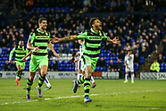 Tranmere Rovers v Forest Green Rovers 110417