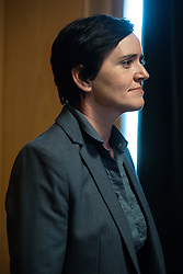 © Licensed to London News Pictures . 29/09/2017 . Torquay , UK . ANNE-MARIE WATERS arrives at the UK Independence Party Conference at the Riviera International Centre . UKIP is due to announce the winner of a leadership election which has the potential to split the party . Photo credit: Joel Goodman/LNP