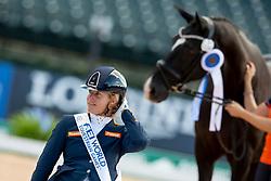 Den Dulk Nicole, NED, Wallace NOP<br /> World Equestrian Games - Tryon 2018<br /> © Hippo Foto - Sharon Vandeput<br /> 18/09/2018