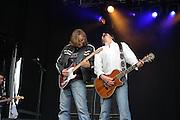 Sie Gubba, fredag på Sommerfestivalen. Foto: Bente Haarstad Sommerfestivalen i Selbu er en av Norges største musikkfestivaler. Sommerfestivalen is one of the biggest music festivals in Norway. Sie Gubba.