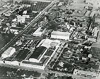 1921 Aerial of William Fox Studios in Hollywood