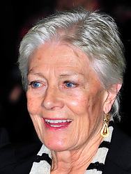 """© Licensed to London News Pictures. 16/10/2011. London,England. Vanessa Redgrave attends the  Premiere of """"Coriolanus"""" at the 55th British Film Festival in London  Photo credit : ALAN ROXBOROUGH/LNP"""