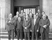 26/04/1957 <br /> 04/26/1957<br /> 26 April 1957<br /> <br /> Deputation from Road Transport Association to Parliamentary Secretary