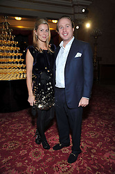 JOE & ALEX BAMFORD at a party to celebrate 300 years of Tatler magazine held at Lancaster House, London on 14th October 2009.