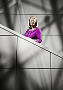 Ginni Rometty, Sr. Vice President, IBM Global Sales and Distribution.  Photographed in IBM's offices in Somers, NY for Fortune Magazine.