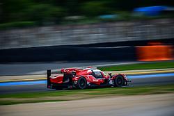 June 14, 2018 - Le Mans, FRANCE - 48 IDEC SPORT (FRA) ORECA 07 GIBSON LMP2 PAUL LAFARGUE (FRA) PAUL LOUP CHATIN (FRA) MEMO ROJAS  (Credit Image: © Panoramic via ZUMA Press)