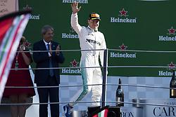 September 3, 2017 - Monza, Italy - Motorsports: FIA Formula One World Championship 2017, Grand Prix of Italy, ..#77 Valtteri Bottas (FIN, Mercedes AMG Petronas F1 Team) (Credit Image: © Hoch Zwei via ZUMA Wire)