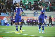 GROUPE A *** Local Caption *** gallas (william)..sagna (bacary)