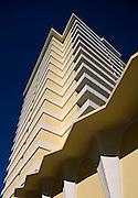 5600 Collins Avenue Miami Beach designed by Melvin Grossman in 1967