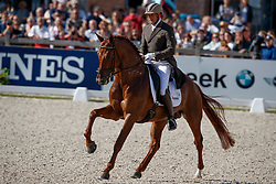 Van Der Meer Patrick, NED, Presidents First Apple<br /> Longines FEI/WBFSH World Breeding Dressage Championships for Young Horses - Ermelo 2017<br /> © Hippo Foto - Dirk Caremans<br /> 05/08/2017