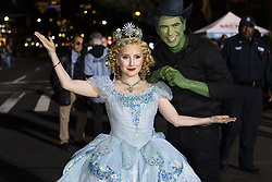 October 31, 2018 - New York, NY, U.S - The 45th Annual Greenwich Village Halloween Parade in New York City, New York on October 31, 2018. (Credit Image: © Michael Brochstein/ZUMA Wire)