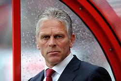16-03-2008 VOETBAL: FC UTRECHT - AZ: UTRECHT<br /> Utrecht en AZ verdelen de punten 2-2 / Martin Haar<br /> ©2008-WWW.FOTOHOOGENDOORN.NL