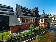 Muzeum Papiernictwa, Duszniki-Zdrój, Polska<br /> Museum of Papermaking in Duszniki-Zdrój, Poland