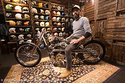 Motor Bike Expo. Verona, Italy. Thursday January 18, 2018. Photography ©2018 Michael Lichter.