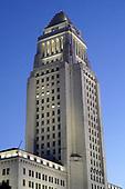 News-Los Angeles City Hall-Nov 4, 2020