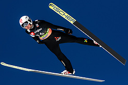 Robin Pedersen (NOR) during the Trial Round of the Ski Flying Hill Individual Competition at Day 1 of FIS Ski Jumping World Cup Final 2019, on March 21, 2019 in Planica, Slovenia. Photo by Matic Ritonja / Sportida