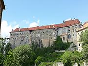 Castle Krumlov Czech Republic