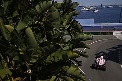 May 28, 2017 - Monte Carlo, Monaco - Motorsports: FIA Formula One World Championship 2017, Grand Prix of Monaco, .#11 Sergio Perez (MEX, Sahara Force India F1 Team) (Credit Image: © Hoch Zwei via ZUMA Wire)